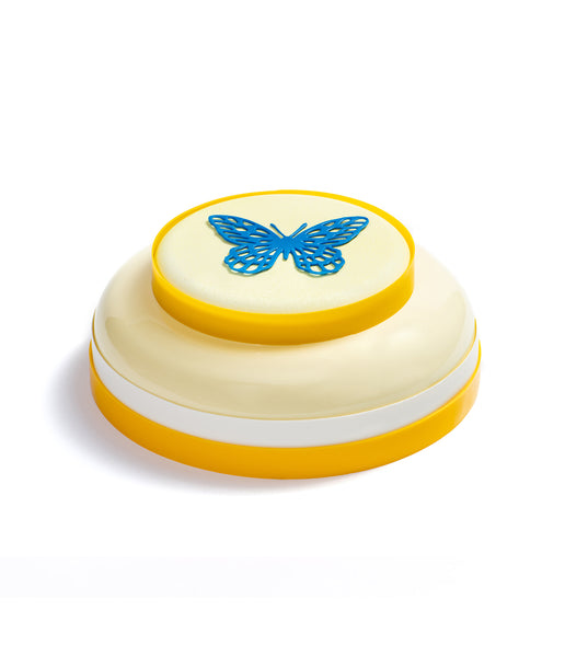 Butterfly Joghurt, Passion Fruit & Mango Cake - Butterfly collection Damien Hirst- Butterfly Patisserie
