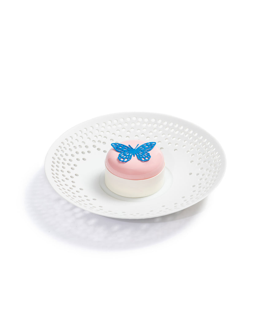 Butterfly Strawberry & Vanilla Cake - Butterfly collection Damien Hirst- Butterfly Patisserie