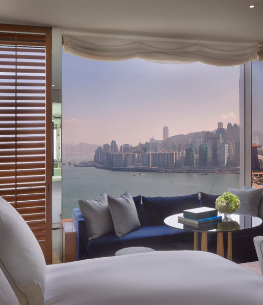 Gift idea, Rosewood Hong Kong staycation, room voucher