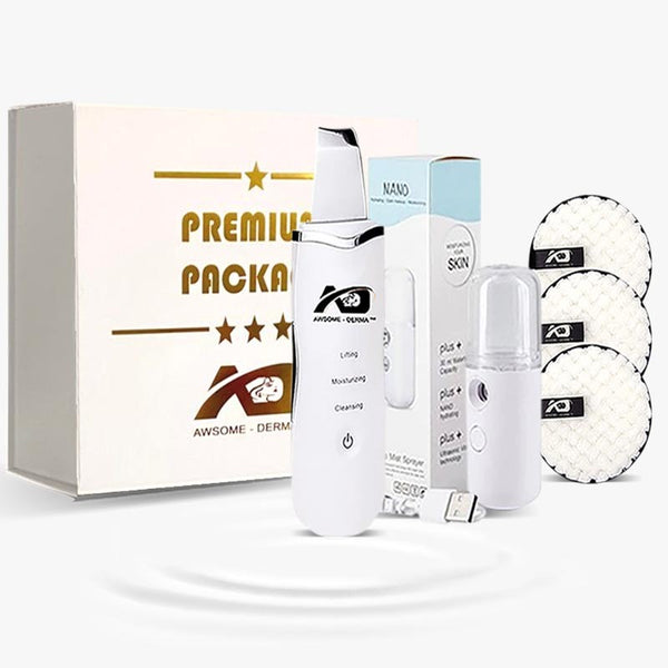 AWSOME-DERMA™ | The Box for radiant Dermis
