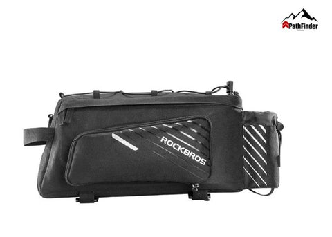 ROCKBROS Bike Cycling Travel Bag for Bike Packing - Free Rain Cover FCP