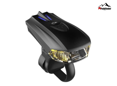 Ninja Rear Rechargeable Bike Light with Shock and Light Sensor - FCP
