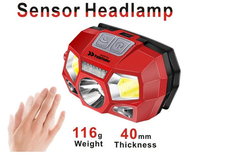 PathFinder Motion Sensor Led Headlamp