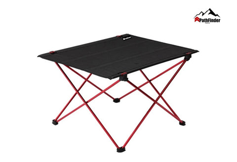 Ultralight Metal Foldable Camping Portable Table - FCP