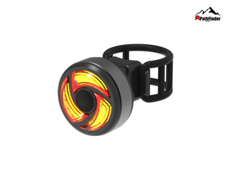 Ninja Taillight Raypal Lumigrids 6 Modes Warning Safety Turn Laser Tail Bike Led Light - FCP