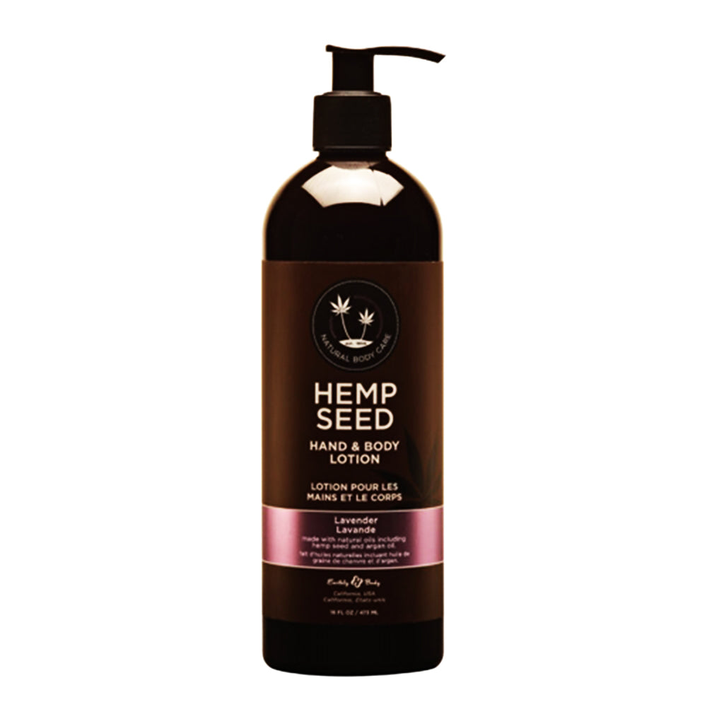 Hemp Seed Hand&Body Lotion Lavender