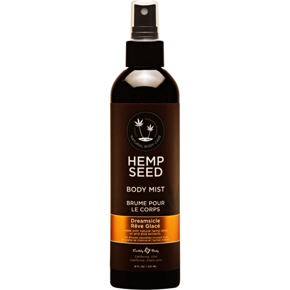 Hemp Seed Body Mist Dreamsicle