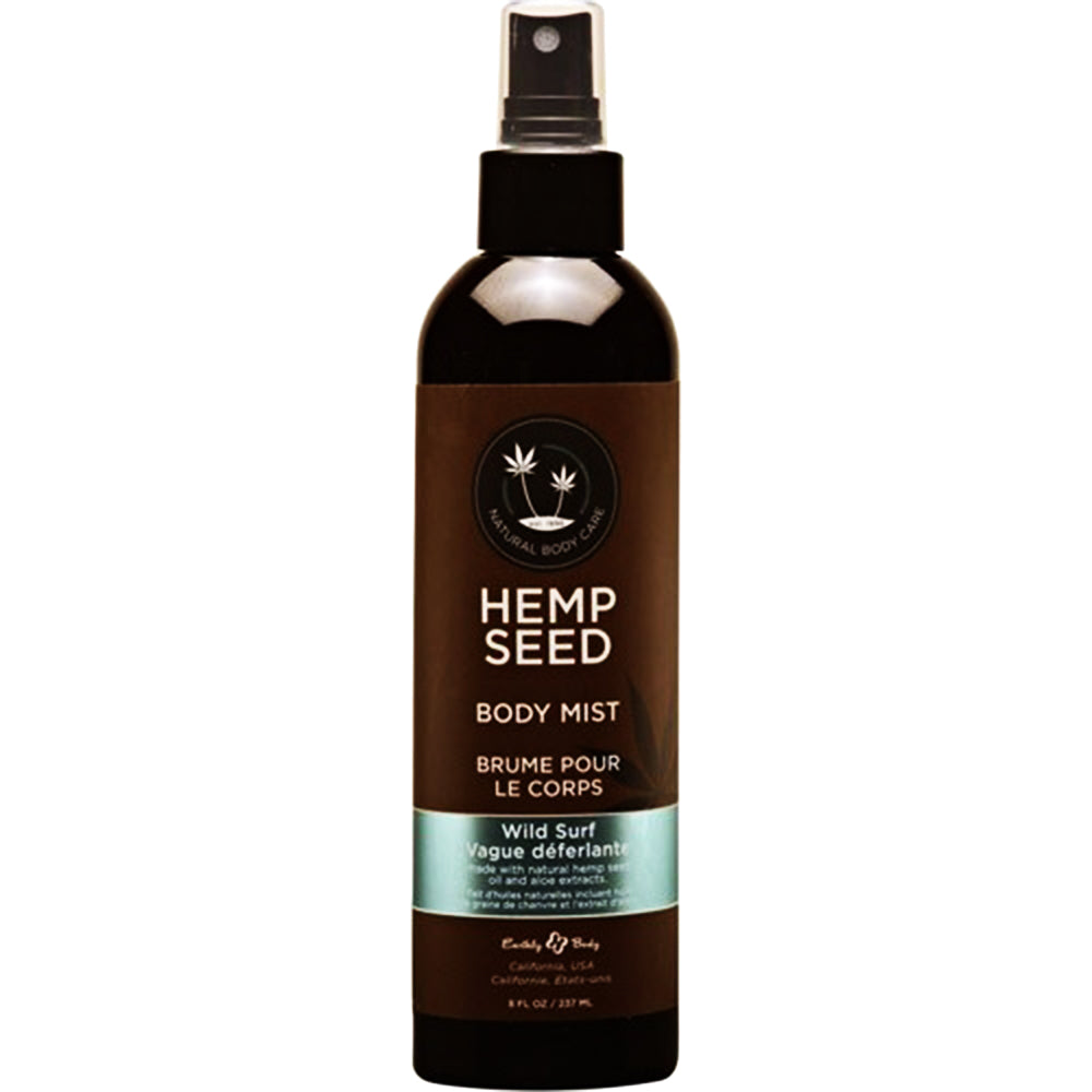 Hemp Seed Body Mist Wild Surf 8