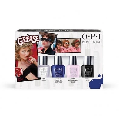 OPI Infinite Shine Grease Collection Mini 4-Pack