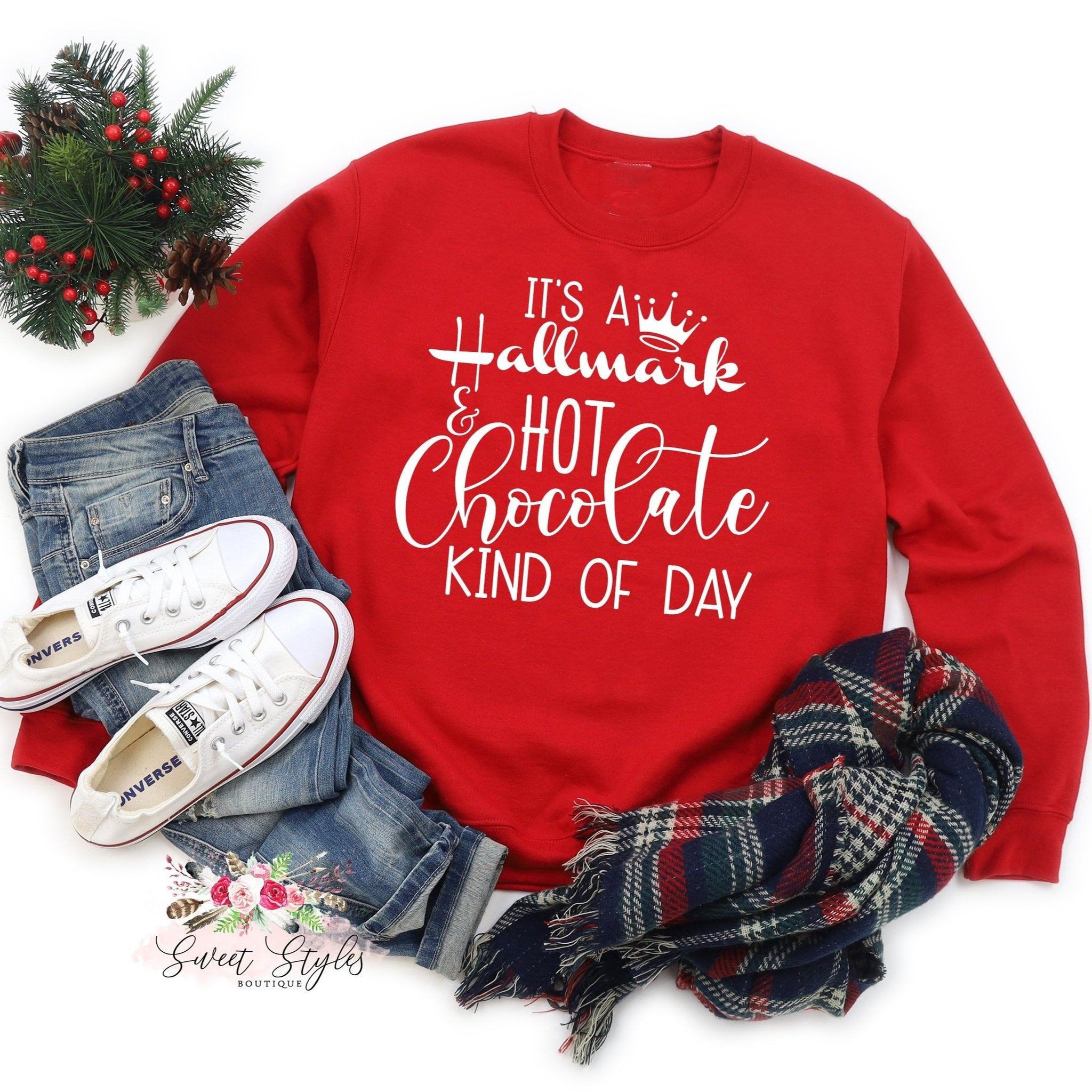 hallmark hot chocolate-Sweet Styles boutique