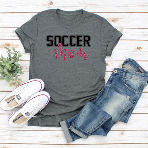 Soccer mom sports T-shirt-Sweet Styles boutique