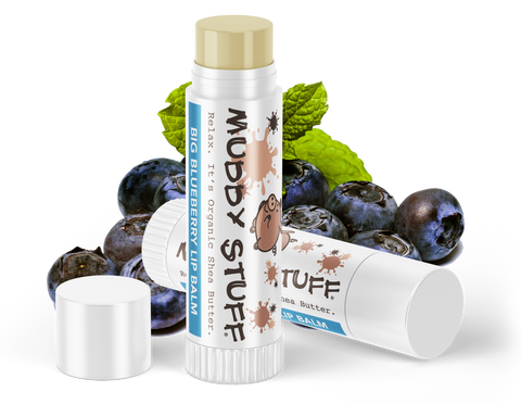 Muddy Stuff Organic Lip Balm