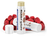 Muddy Stuff Organic Lip Balm: .15oz Raspberry Jam