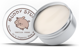 Muddy Stuff Organic Shea Butter: 8oz. Vanilla Cream
