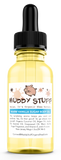 Muddy Stuff Organic Shea Butter: 2oz. Warm Vanilla Sugar Body Oil