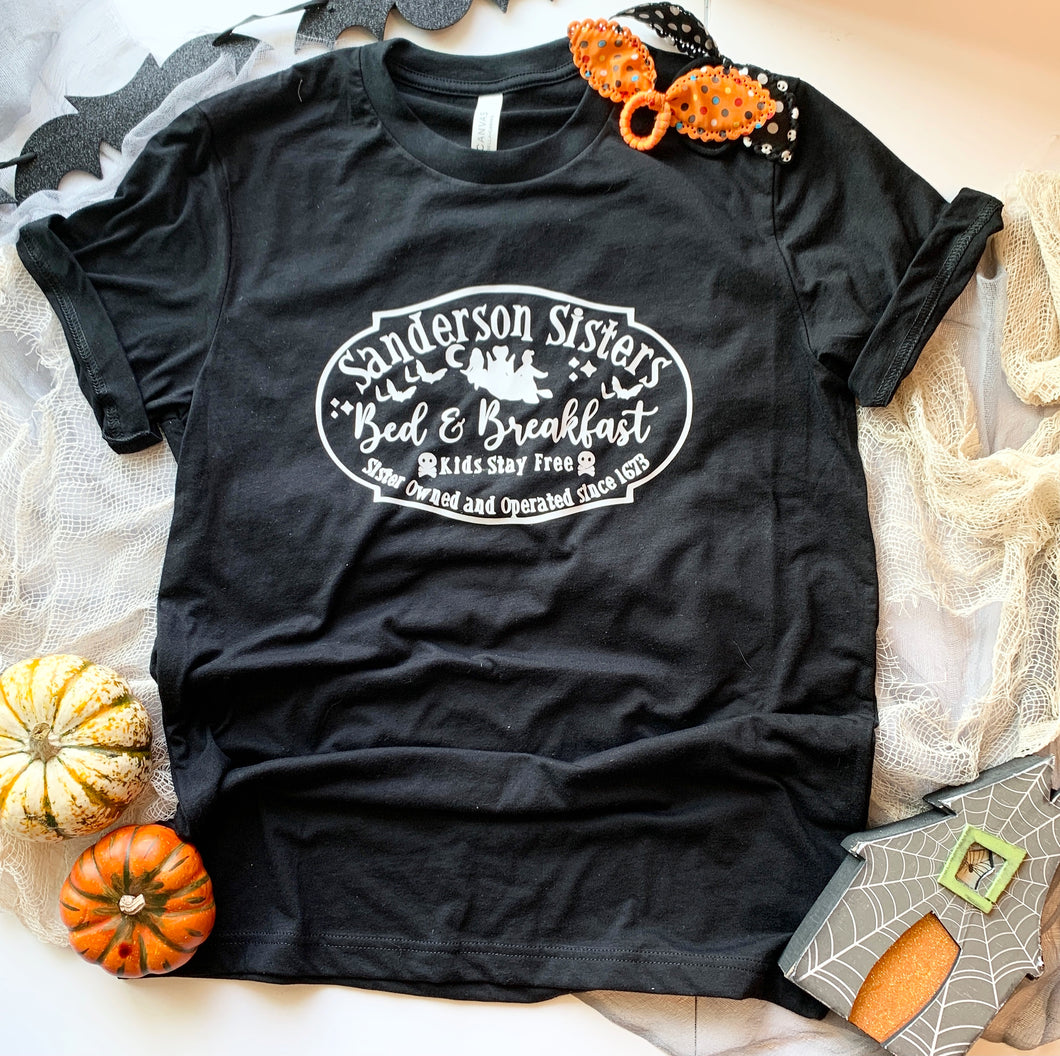Hocus Pocus Bed & Breakfast T-shirt