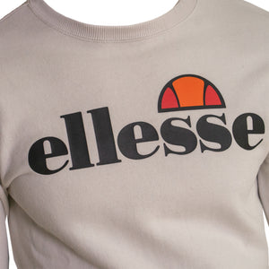 FELPA ELLESSE UOMO SHC07930 LIGHT GREY