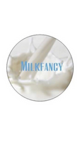 Milkfancy Whipped Blueberry Cream Goat Milk Scrubs/ 2 sizes