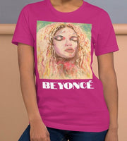 Beyonce Tee,   relax fit 100% cotton