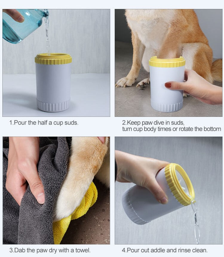 Paw Wash Cup
