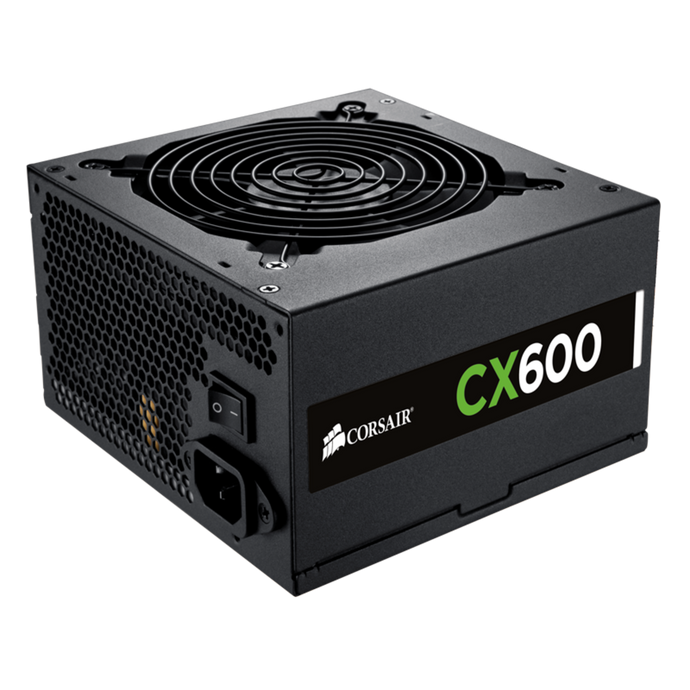 CX600 80 PLUS Power Supply