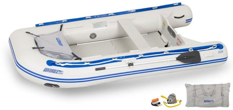 "Sea Eagle 10'6"" Sport Runabout Inflatable Boat"