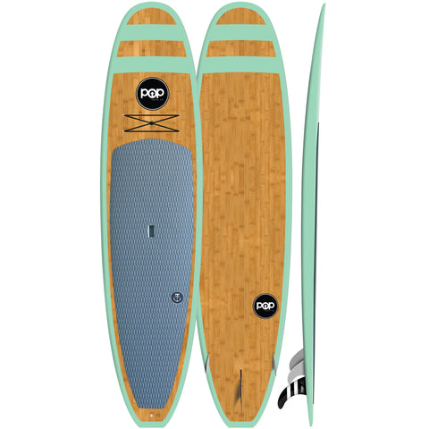 Pop Paddle Co. - 11'0″ Huckleberry – Mint Stand Up Paddle Board