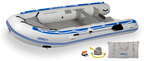 "Sea Eagle 12'6"" Sport Runabout Inflatable Boat"