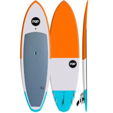 Pop Paddle Co. - 8'6″ Guru – Stand Up Paddle Board