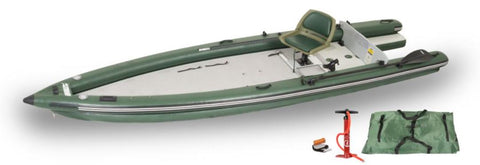 Sea Eagle FishSkiff™ 16 Inflatable Fishing Boat