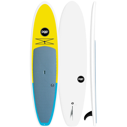 Pop Paddle Co. - 11'6″ Amigo – Yellow Stand Up Paddle Board