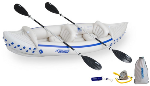 Sea Eagle 330 Inflatable Kayak *In Stock Now*