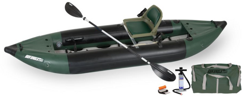Sea Eagle 350fx Fishing Explorer Kayak