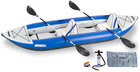 Sea Eagle 380X Explorer Inflatable Kayak *In Stock Now*