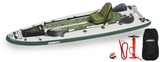 Sea Eagle FishSUP™ 126 Inflatable Fishing Stand-Up Paddleboard *In Stock Now*