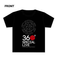 LAWSON premium event 360°SPECIAL LIVE at舞浜アンフィシアター Tシャツ