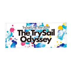 TrySail Live Tour 2019 The TrySail Odyssey ツアータオル