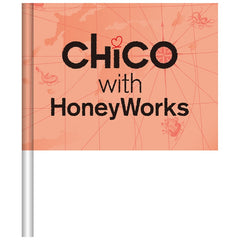 CHiCO with HoneyWorks ミニホーリーフラッグ