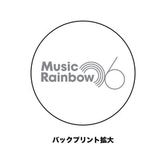 halcaのMusic Rainbow 06 Tシャツ