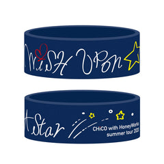 CHiCO with HoneyWorks WiSH Upon A Star ラバーバンド