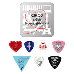 CHiCO with HoneyWorks ピック入り缶ケース