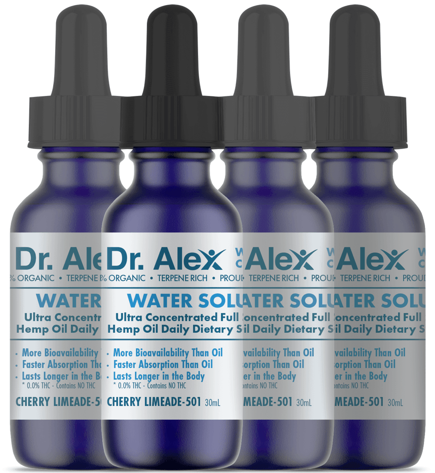 Dr. Alex Quantum 501 Oil (Buy 3 get 1 free)