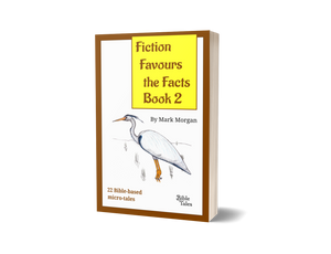 """Fiction Favours the Facts – Book 2"" by Mark Morgan"
