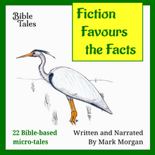 "Load image into Gallery viewer, ""Fiction Favours the Facts – Book 1"" by Mark Morgan"