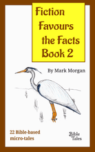 Load image into Gallery viewer, Book Cover: Fiction Favours the Facts – Book 2