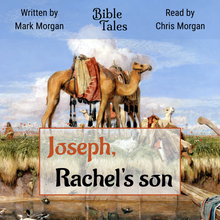 "Load image into Gallery viewer, ""Joseph, Rachel's son"" by Mark Morgan"