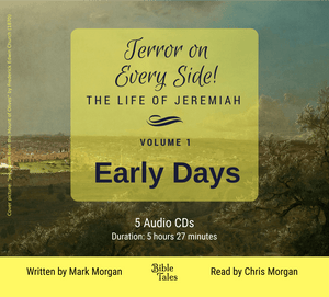 "Audiobook (5 audio CDs): ""Terror on Every Side!  Volume 1 – Early Days"" by Mark Morgan"