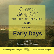"Load image into Gallery viewer, ""Terror on Every Side!  Volume 1 – Early Days"" by Mark Morgan (2nd Edn)"