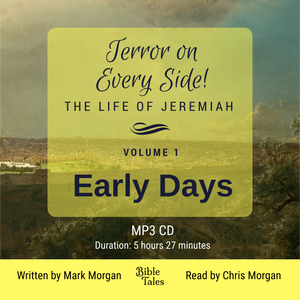 """Terror on Every Side!  Volume 1 – Early Days"" by Mark Morgan (2nd Edn)"
