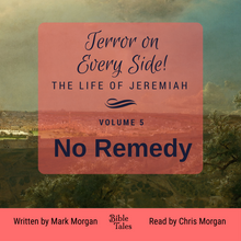 "Load image into Gallery viewer, ""Terror on Every Side!  Volume 5 – No Remedy"" by Mark Morgan"